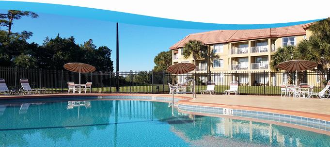 Orlando Resort Featuring Condominium Suites Near Seaworld Parc
